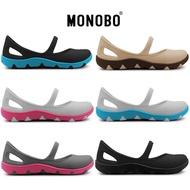 [Shop Malaysia] Monobo TAMMY Kasut Perempuan Crocs Lady Clog Shoes