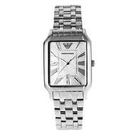 Emporio Armani Women's AR0415 Classic Mother-Of-Pearl Dial Watch