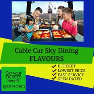 Cable Car Sky Dining  (Min 2 Persons)