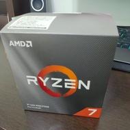 AMD Ryzen 7 3800X空盒(收藏用)
