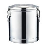 304不銹鋼保溫桶商用超長保溫飯桶大容量茶水桶豆漿桶奶茶桶冰桶  ATF  極有家 聖誕節禮物