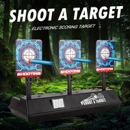 NERF Electric Shooting Targets Auto Reset for Nerf Guns Toy Gun