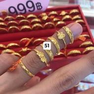 แหวน 0.6 กรัม แหวนทองแท้