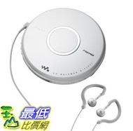 [106美國直購] 便攜式隨身聽 Sony DFJ041 Portable Walkman CD Player with Tuner Discontinued by Manufacturer