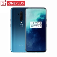 Original Official Global ROM OnePlus 7T สมาร์ทโฟน Snapdragon 855 PLUS OCTA Core 90Hz หน้าจอ AMOLED 48MP Triple กล้อง NFC