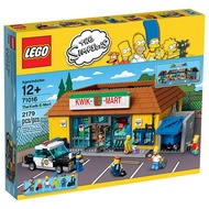 華泰玩具 樂高 LEGO 71016 辛普森 超市 Simpsons Kwik-E-Mart
