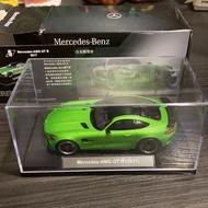 賓士 模型車 711 集點 AMG GT R 2017