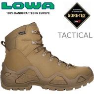 Lowa 軍靴/戰術靴/戰鬥靴/中筒軍用鞋/防水登山鞋 Z-6S GTX Mid男 LW310668 0731土狼棕