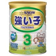 雪印 強子3號900g