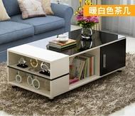 茶幾-茶幾簡約現代方形矮桌多功能創意茶幾桌子客廳小戶型