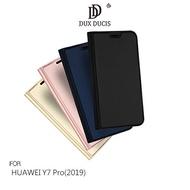 DUX DUCIS HUAWEI Y7 Pro(2019) SKIN Pro 皮套