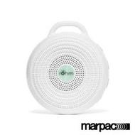 美國 Marpac rohm 攜帶式除噪助眠機-白色 (限量送定時插座x1)