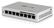 台灣公司貨 UBNT UniFi Switch US-8-60W 8埠 POE交換器-含稅含運