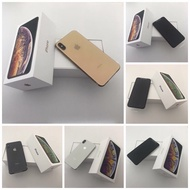 ★港版雙卡版二手★IPHONE XS MAX 256 256GB 256G 可刷卡分期/可無卡分期/可用舊機折抵交換買賣