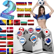 IPTV 1/2/3 devices Europe US UK Malaysia Poland spain Italy subscribe 7500+Live French IPTV M3u adult Free test