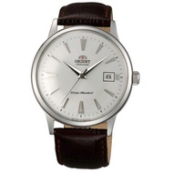 ORIENT Bambino Automatic Classic Watch, Leather Strap - 40.5mm AC00005W