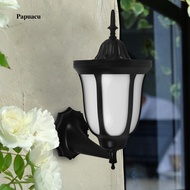 超亮太陽能LED復古燈防水戶外庭院燈 新品太陽能燈戶外景觀庭院LED燈太陽能火把燈火焰燈花園別墅燈(冒尖)