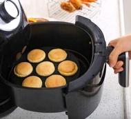 空氣炸鍋配件 九陽山本科帥等空氣炸鍋用烘烤籃套裝配件適用所有空氣炸鍋『MY2594』