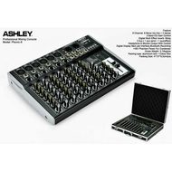 Mixer Audio Ashley Phonic 8 8 Chanel Original