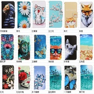 Samsung A 71 Samsung Case Galaxy A 51 Case Cartoon Painted Cat Flip Cover