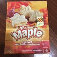 加拿大楓糖餅乾 現貨