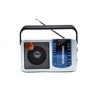 kuku AM/FM Radio AM-270AC AM/FM 3 Band Radio