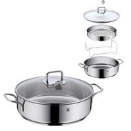 WMF 多功能萬用鍋 28公分 可蒸 可煮