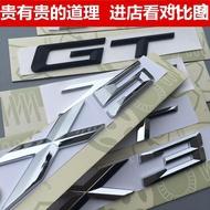 寶馬車標Z4 X1 X2 X3 X4 X5 X6 GT字標X系后尾標車貼改裝尾門標志。37736
