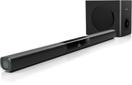 Direct from Germany -  HTL3140B/12 Philips Soundbar speaker with wireless subwoofer (Bluetooth, NFC,