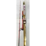 釣竿 船竿 OGK SVR 小船竿 Excellent 一本半 船竿 50號 210 (大阪漁具)