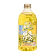 維義黃金芥花健康調和油 2L/瓶  【大潤發】
