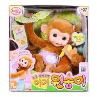 逢甲 爆米花玩具店 特價 活動 代理版 伯寶行 代理 MIMI WORLD Baby Pet 我的寶貝小猴子