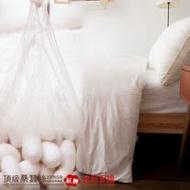 【LUST】6x7尺《100%桑蠶絲被》60支棉緹花表布【3.1公斤】100公分大拉鏈檢視(棉被)