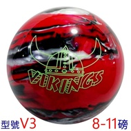 【DJ80 嚴選】I-WEI 維京人傳說V3 POLY高級保齡球8-11磅(型號V3)