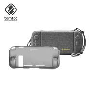 【加也】Tomtoc A05-008G  同捆包 NS防摔輕薄款 任天堂 遊戲機 保護殼 switch