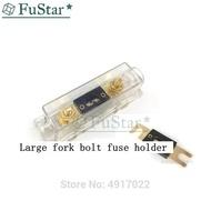 ANL fuse holder Bolt-on Fuse Automotive Fuse Holders Fusible Link with fuse 30A 50A 60A 70A 80A 100A 125A 175A 200A 250A 275A
