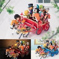 【becs】日本正版 海賊王 一番賞 wcf 路飛 馬車 20周年限定 日本正版手辦