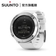 SUUNTO Traverse健行、徒步、登山越野及運動鍛鍊GPS腕錶【白色】