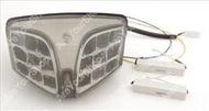 Suzuki GSXR 600/750 K9 08-09年 燻黑LED尾燈 TL055 特價回饋!!