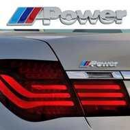 BMW M-POWER 車身貼 E30 E34 E36 E38 E39 E46 E60 E65 沂軒精品 A0317