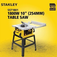 """Stanley SST1801 (254mm) 10"""" Table Saw with Frame"""