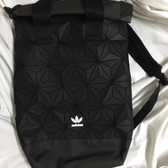Adidas 3D top roll backpack