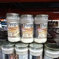 好市多代購-PREGO起司白醬411克*3罐-有效期202002月