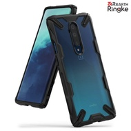 【Ringke】OnePlus 7T Pro [Fusion X] 透明背蓋防撞手機殼