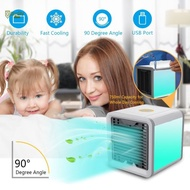 ♣JM♣ Air Cooler Fan with Cool Humidify Purify Functions for Office Home Living Room Kitchen Bedroom