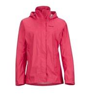 【【蘋果戶外】】Marmot 46200-6205 芙蓉粉 美國 女 PreCip 土撥鼠 防水外套 類GORE-TEX 防風外套 風衣雨衣 風雨衣