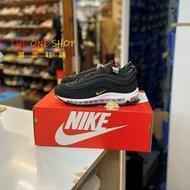 NIKE AIR MAX 97 QS 奧運 別針 子彈 黑色 黑金 氣墊 全氣墊 黑子彈 慢跑鞋 CI3708-001
