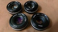 尼康 Nikon 50mm F1.8 手動鏡頭 餅乾鏡