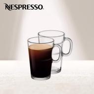【Nespresso】VIEW Mug 咖啡杯組(內含2只Mug玻璃咖啡杯_280ml)