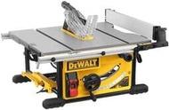 標準情人得偉公司貨 DEWALT 10吋 桌上型圓鋸機 平台圓鋸機 木工